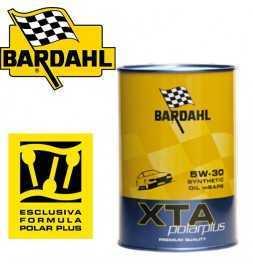 Olio Motore Auto Bardahl XTA PolarPlus 5w30 - Sintetico latta 1 Litro