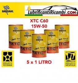 Olio motore auto - Totalmente Sintetico BARDAHL XTC C60 5W - 40