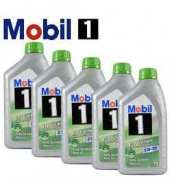 6 LITRI OLIO MOTORE AUTO MOBIL 1 ESP FORMULA 5W30 BMW LONGLIFE 04 – 6 LITRI 6 LT
