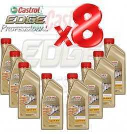 Olio Motore Castrol EDGE Professional Titanium FST Longlife 3 5W-30 - 8 Litri
