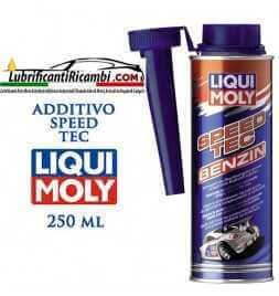 LIQUI MOLY Racing Speed Tec Benzina 3720 additivo motore gara competizione auto