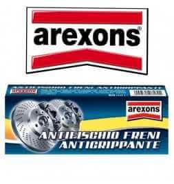 AREXONS 8160 - ANTIFISCHIO PER FRENI LUBRIFICANTE PROTETTIVA ANTI USURA