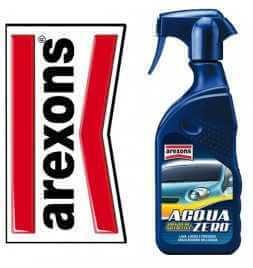 Acqua zero Arexons 400 ml Detergente lavaggio a secco auto e moto (8362)