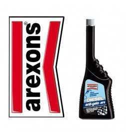 Arexons Additivo Anti-Freeze Carburante 250ml Anti gelo Auto e Camion Diesel