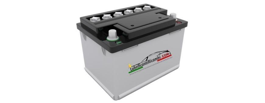Venta online de baterías de coche al mejor precio