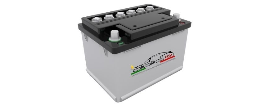 Batteries de voiture