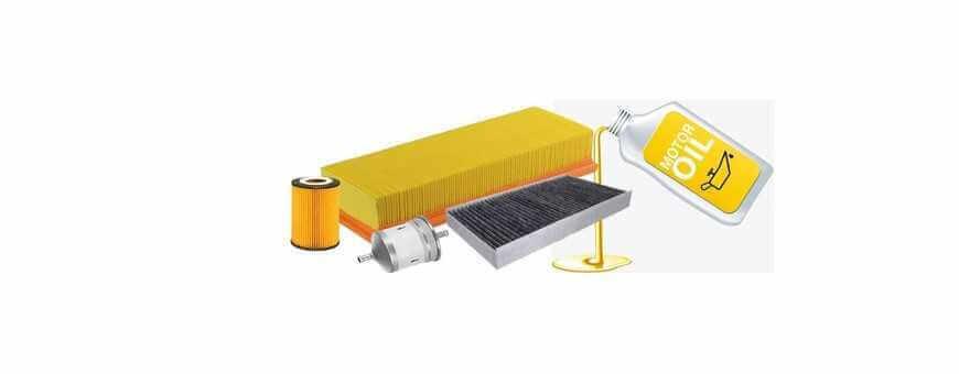 Kit Cambio olio e filtri