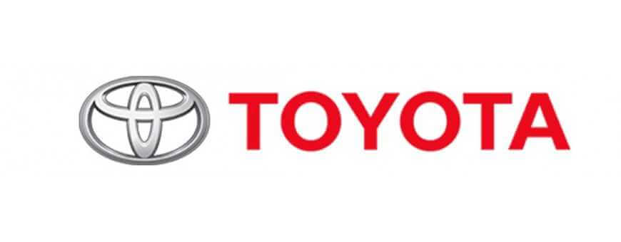 service Toyota oil change and filters for your Toyota