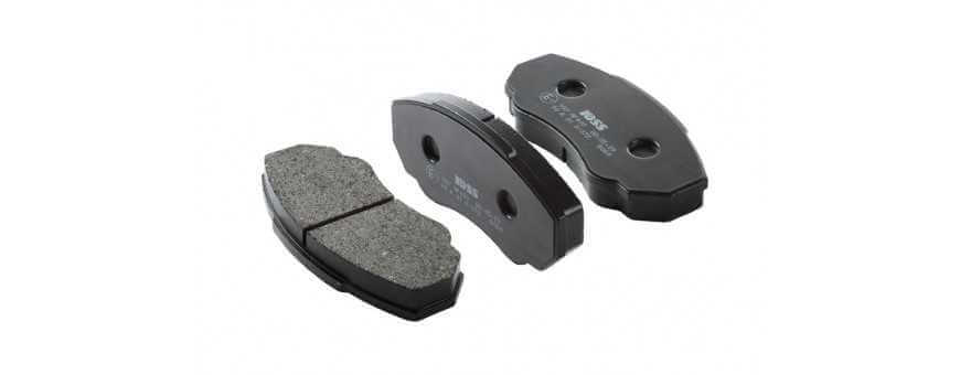 Front and rear brake pads at the best price