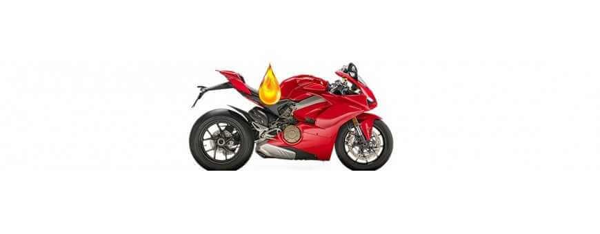 Huile moteur pour motos 2 et 4 temps