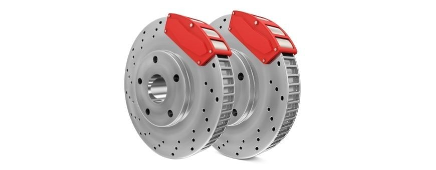 Brake brakes and pads for your car of all brands