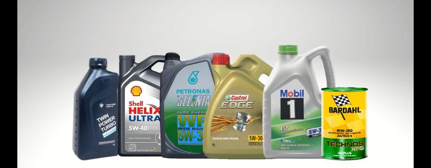 Aceite sintético para motor de automóvil para motores a partir de Euro 4