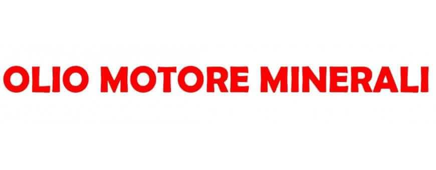 Olio Motore Auto Minerali