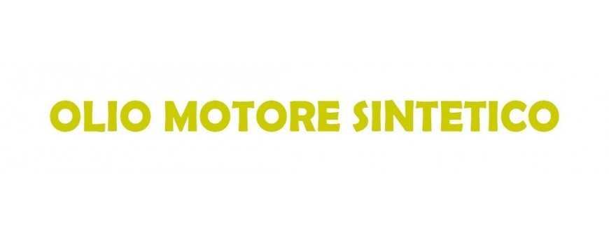 olio motore sintetico per veicoli pesanti