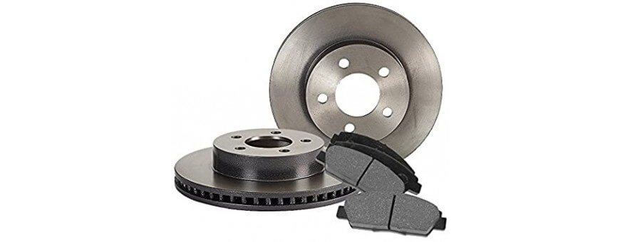 Buy Kit Discs and brake pads for sale online