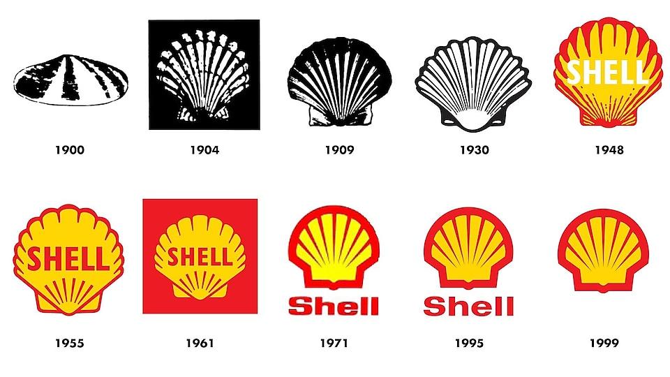 Historia de la marca Shell